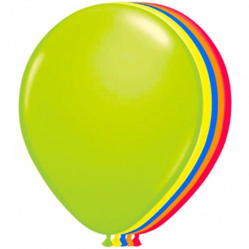 Ballons fluos x50