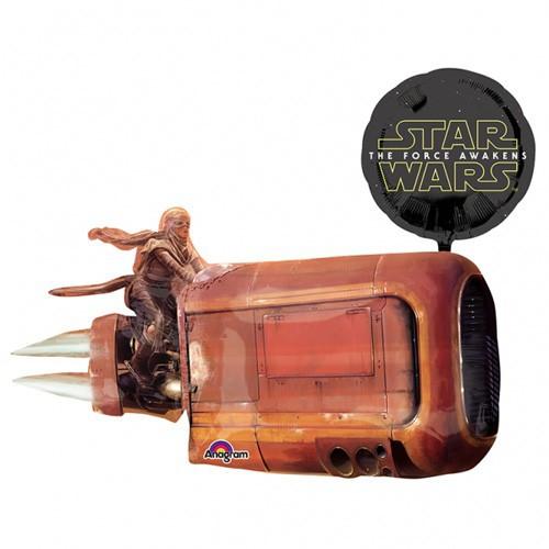 Ballon Star Wars Rey's speeder