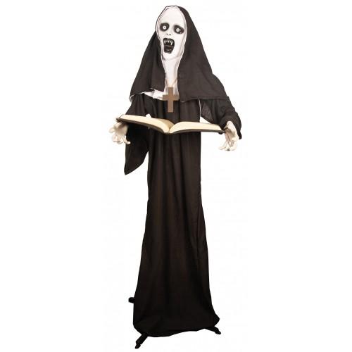 Nonne vampire deco 165 cm