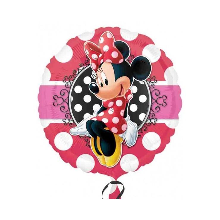 Ballon mylar Minnie 43 cm