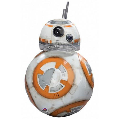 Ballon mylar BB8 Star Wars VII