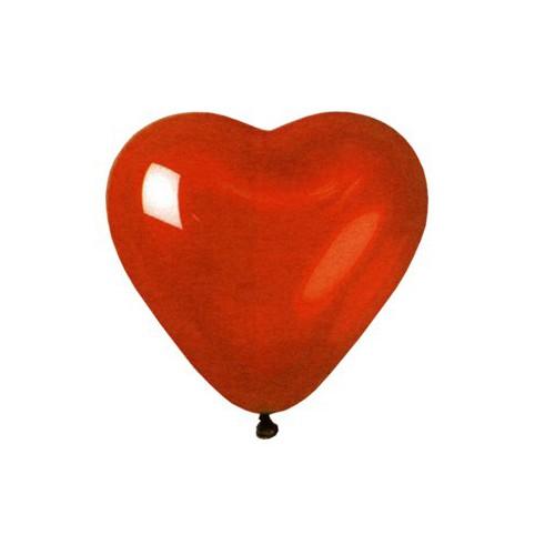 """Ballon coeur 15"""""""