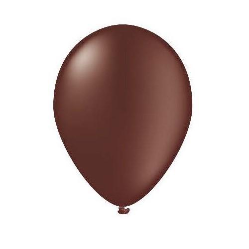 100 ballons chocolat
