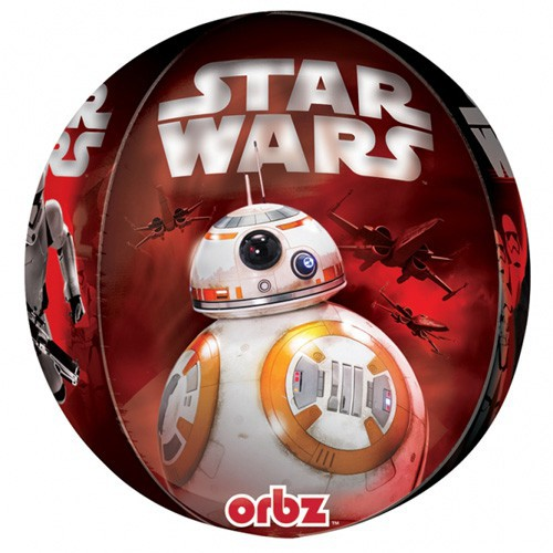 Ballon Orbz Star Wars