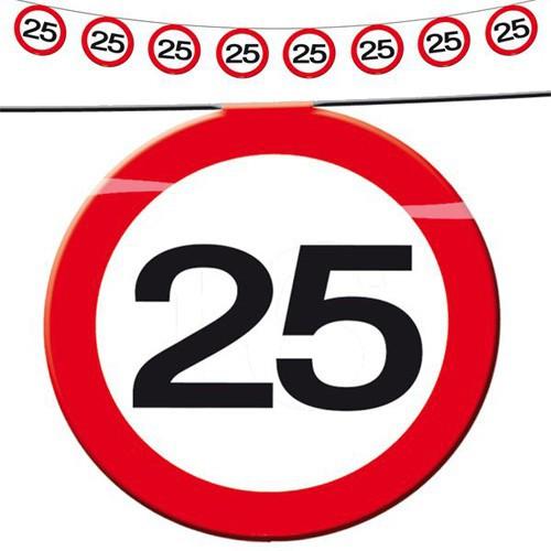 Guirlande limitation 25