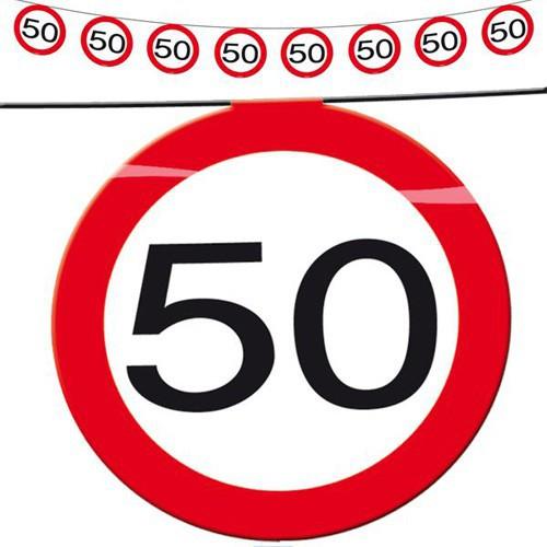 Guirlande limitation 50
