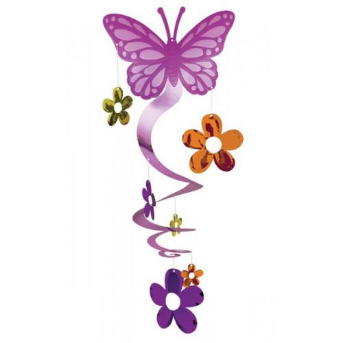 Suspensions spirale Papillon