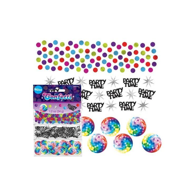 Confettis disco fever