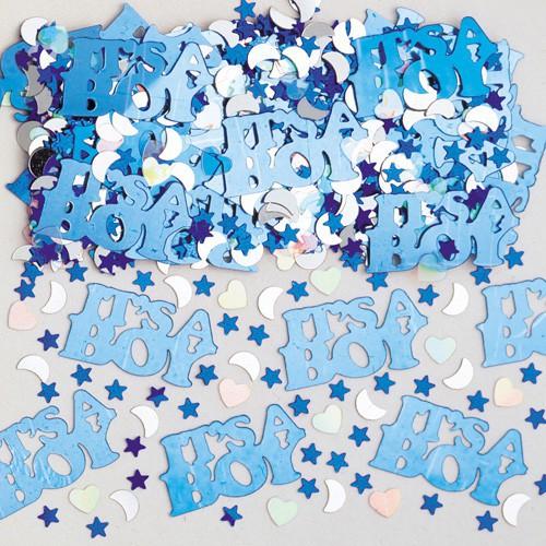Confettis It's a boy