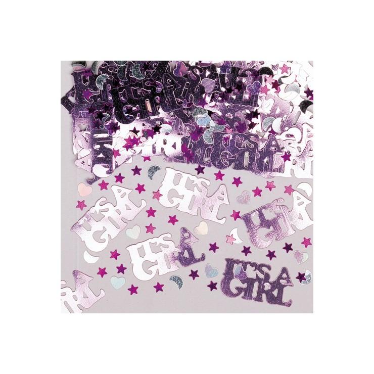 Confettis It's a girl