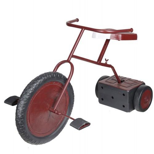 Tricycle hanté animé