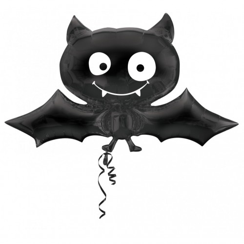 Ballon black bat 78 cm