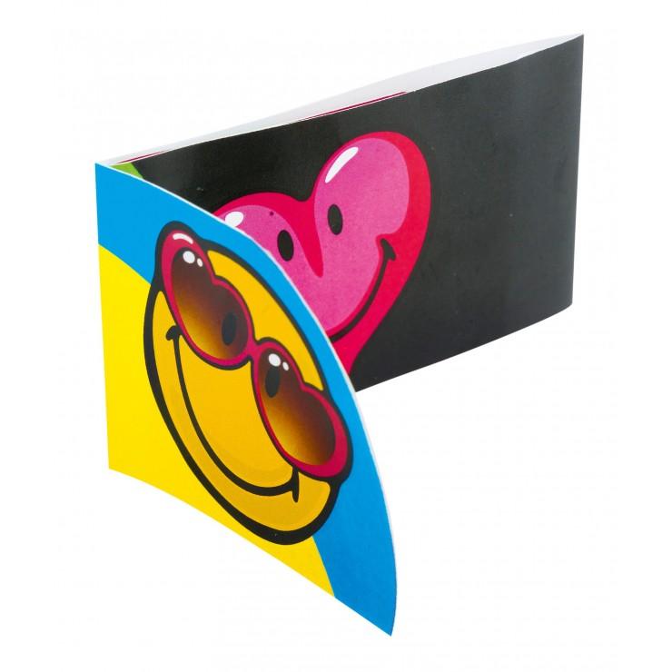 Cartes d'invitation Smiley