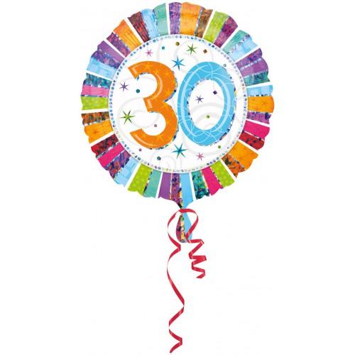 Ballon anniversaire 30