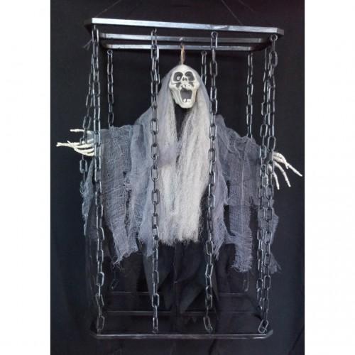 Caged slashing Ghost