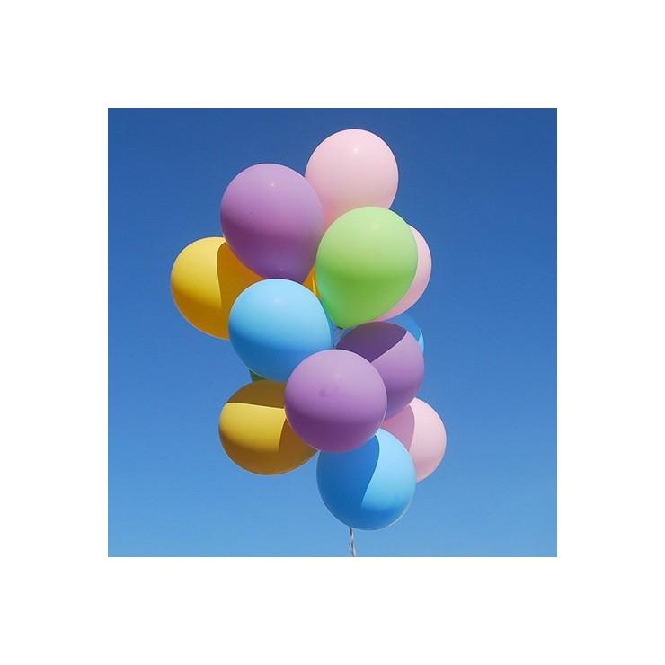 Ballon latex à l'hélium en Click & collect