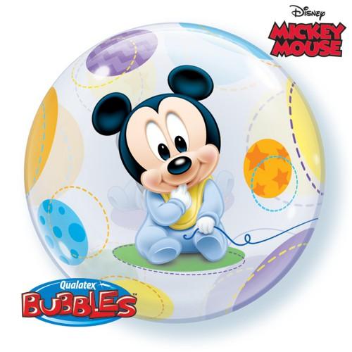 Ballon bébé Mickey