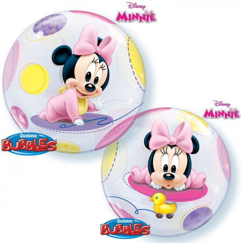 Ballon bébé Minnie