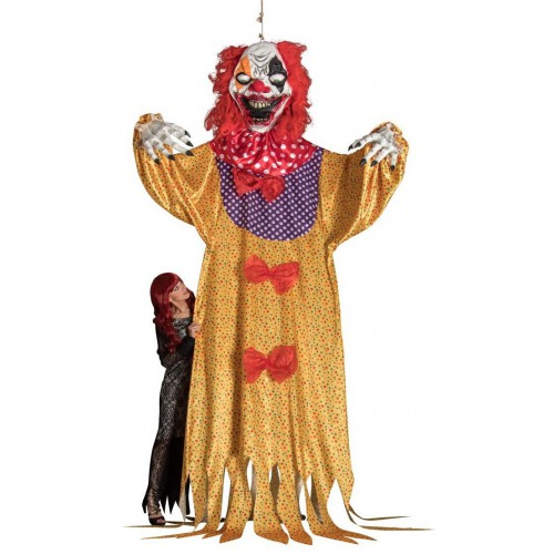 Horror Clown géant 350 cm