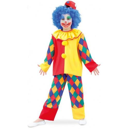 Déguisement clown Chico
