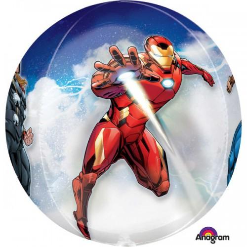Ballon Avengers Orbz 40cm