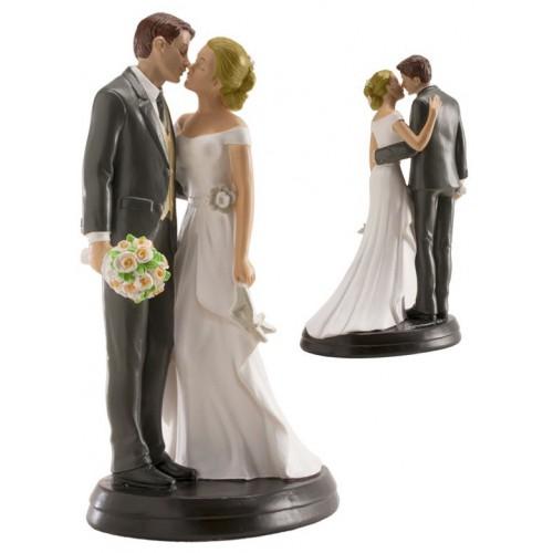 Figurine mariés 21cm