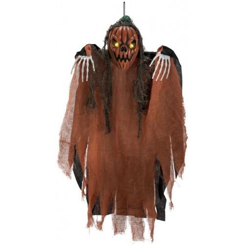 Deco pumpkin monster 65 cm