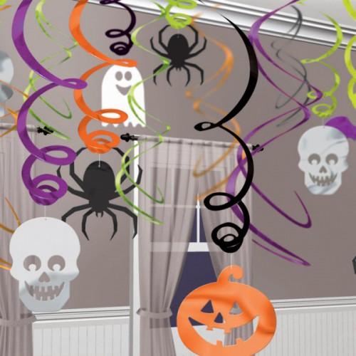 Suspensions Halloween x30