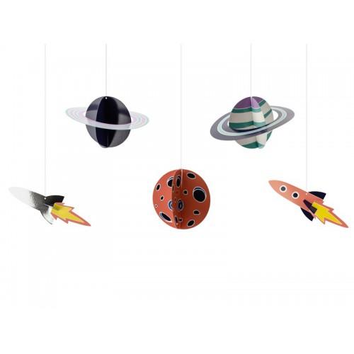 Suspensions space adventure x5