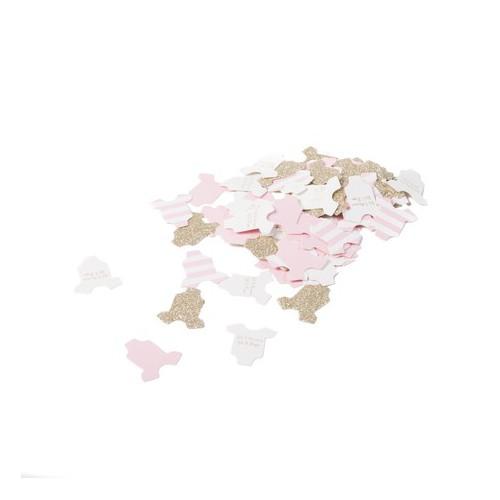 Confettis body fille