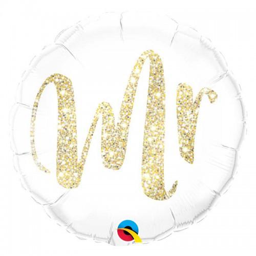Ballon mylar Mr 45 cm