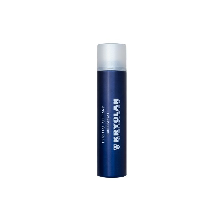 Spray fixant