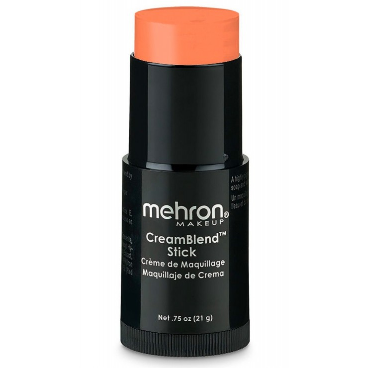 Mehron CreamBlend stick orange