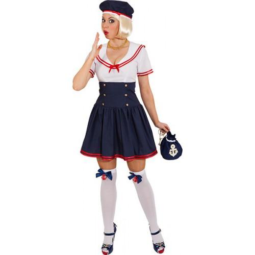 Costume fille matelot