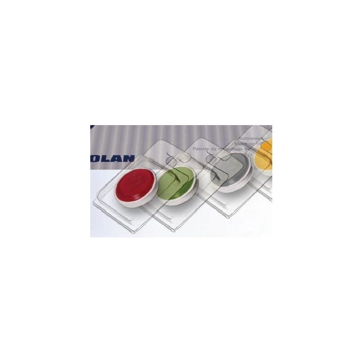Fard gras métal Recharge palette