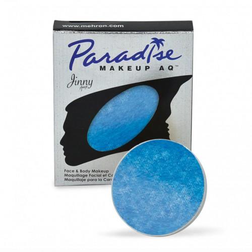 Recharge azur brillant Mehron Paradise makeup AQ