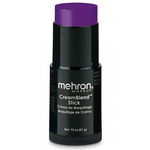 Mehron CreamBlend stick violet