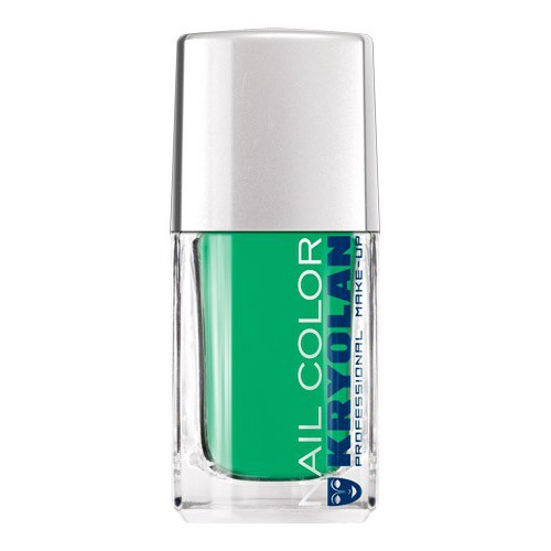 Vernis à ongles vert Confidentially