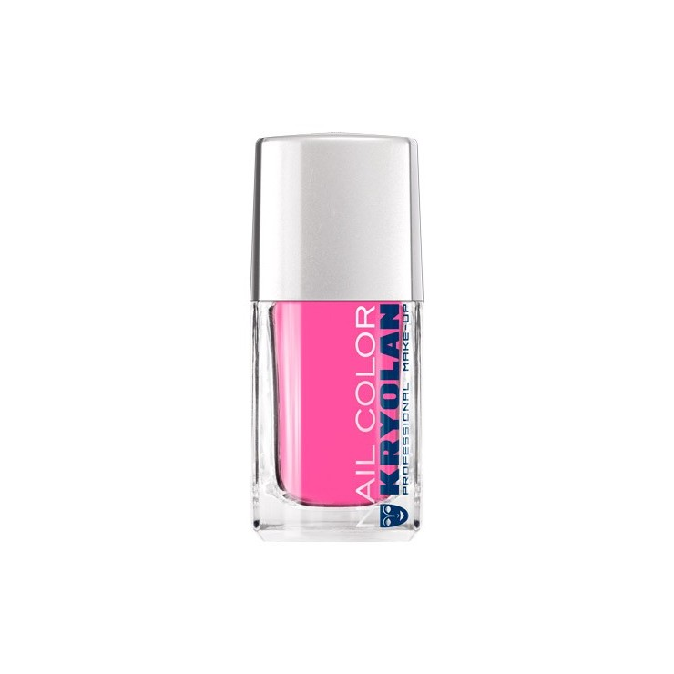 Vernis à ongles rose extreme
