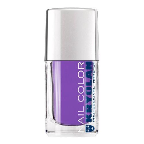 Vernis à ongles violet thrilling