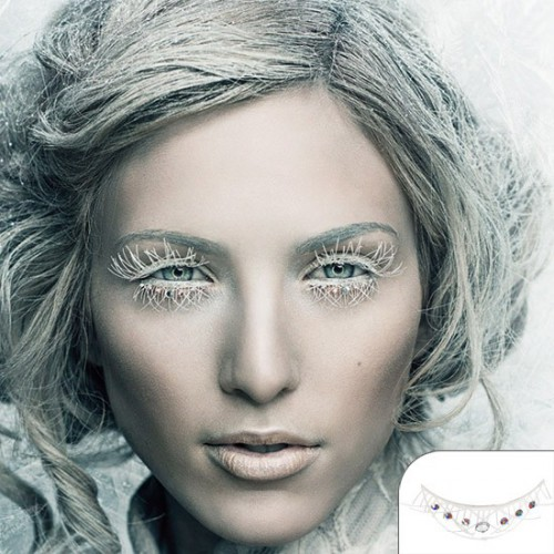 Faux cils Ice Princess bas