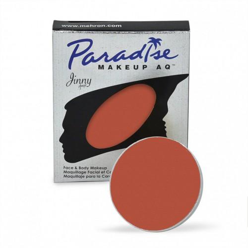 Recharge orange foxy Mehron Paradise makeup AQ