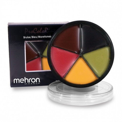 Maquillage hématomes - Mehron ProColoRing