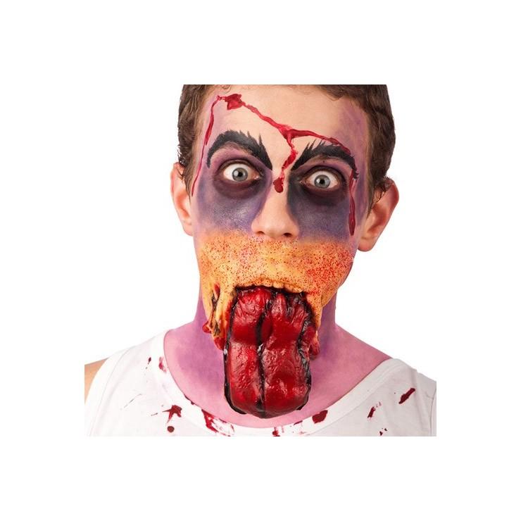 Prothèse langue pendante