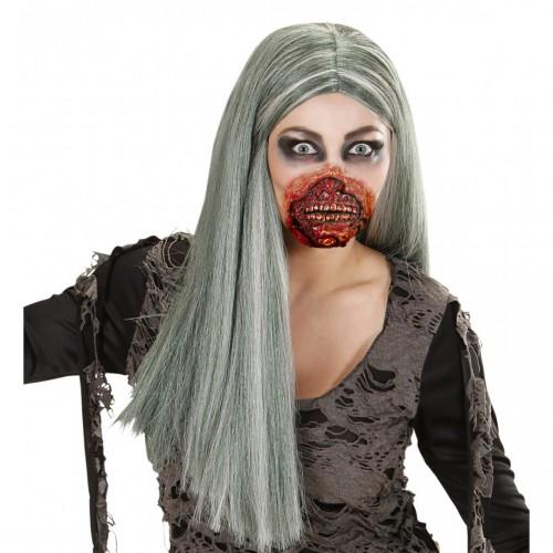 Bouche de zombie
