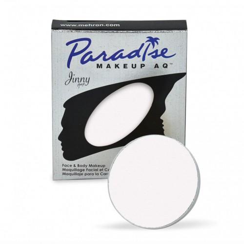 Recharge blanche Mehron Paradise makeup AQ