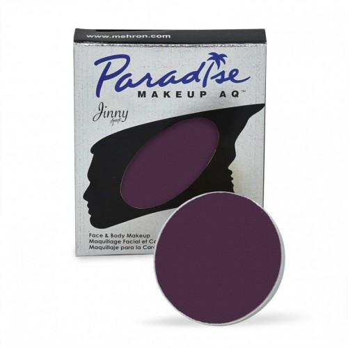 Recharge bordeaux Mehron Paradise makeup AQ