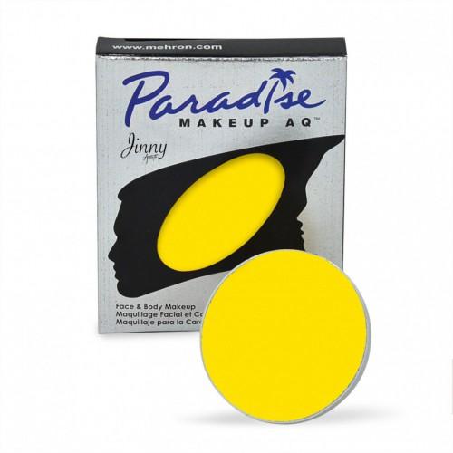 Recharge jaune Mehron Paradise makeup AQ