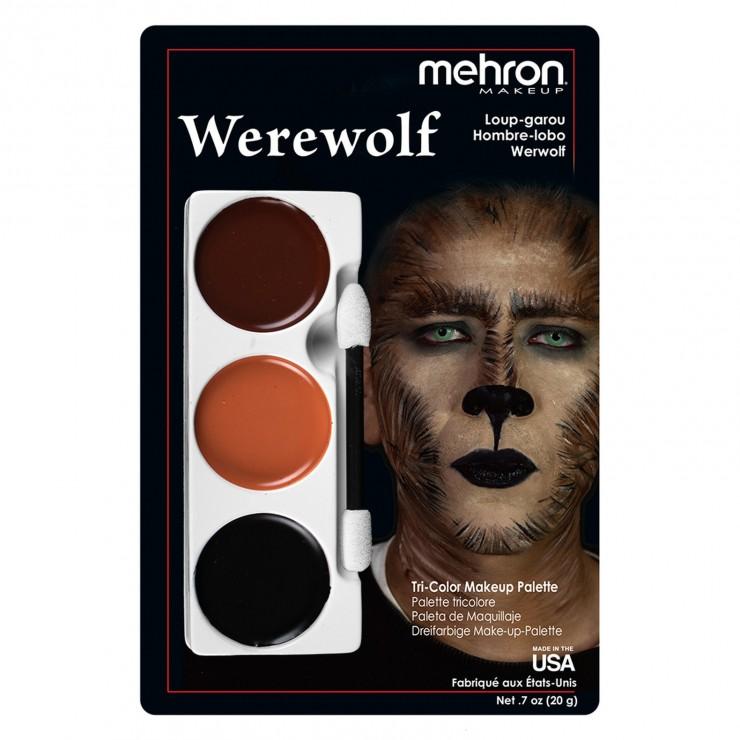 Palette tricolore Werewolf