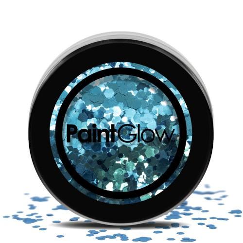 Chunky Glitter kaleidoscope